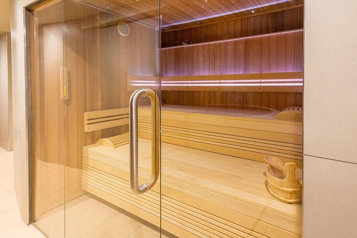 Thermal Suite sauna